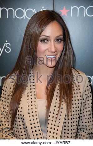 Melissa Gorga Hair 2014
