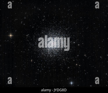 M13 Hercules cluster - Stock Photo