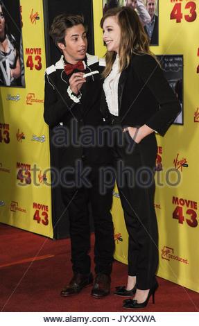 Chloe Grace Moretz And Jimmy Bennett