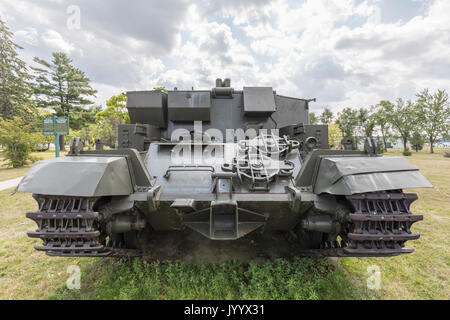 British Armoured Recovery Vehicle Mark II - Stock Photo