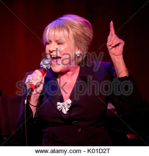 Lornas Living Room Lorna Luft In Concert At Birdland