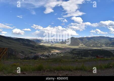 The Rio Grande, Creede, Colorado