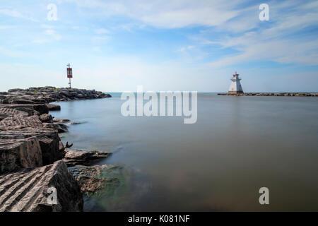 Southampton, Bruce County, Ontario, Canada - Stock Photo