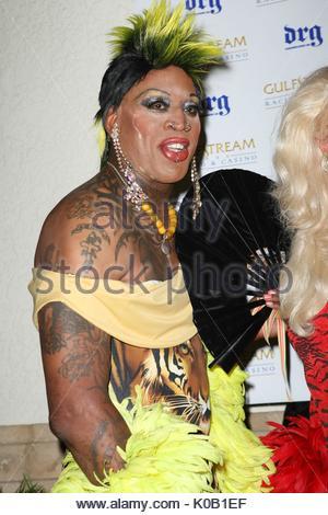 Dennis Rodman Drag Queen