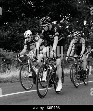 Christopher Froome (GBR) Team Sky  2016 Ride London Surrey Classic Cycle Race  30th July 2016  Ranmore Common Road - Stock Photo