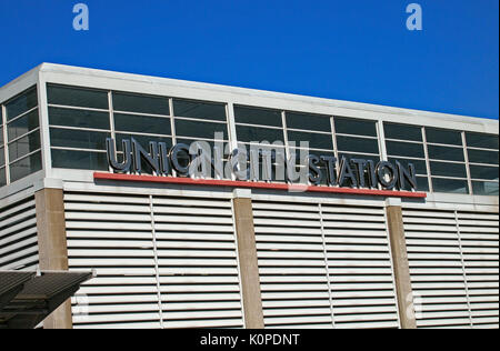 Union City BART Station, California - Stock Photo