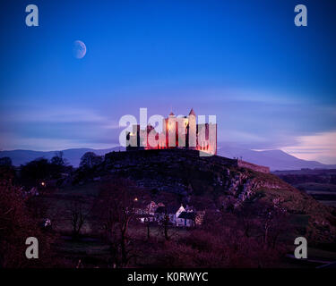 IE - CO. TIPPERARY: Rock of Cashel, Ireland - Stock Photo