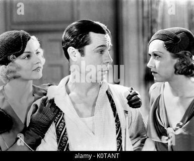 LILIAN BOND, JOE E. BROWN, EVALYN KNAPP, FIREMAN  SAVE MY CHILD, 1932 - Stock Photo