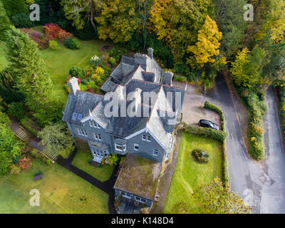 Applethwaite Country House - Stock Photo