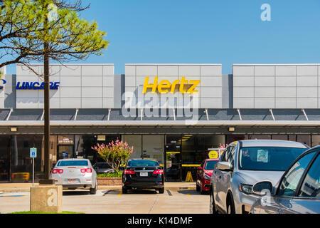 Hertz Car Hire At Heathrow Airport