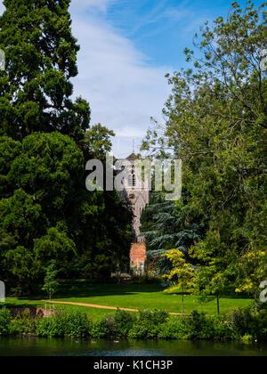 Parish Church of Saint Peter,Caversham Court, Caversham, Reading, Berkshire, England - Stock Photo