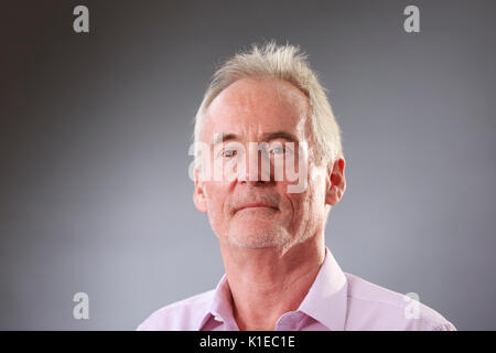 Edinburgh, Scotland, UK. 27th Aug, 2017. Day 16 Edinburgh International Book Festival. Pictured: Martin Sixsmith - Stock Photo
