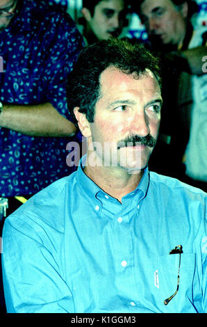 Scotsman Graeme Souness is appointed manager of Torino FC in Italy in the summer of 1997 - he lasted four months. - Stock Photo
