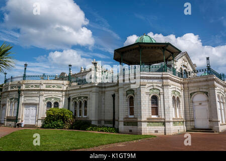Torquay Pavilion, Torquay, a seaside town in Devon, England, UK - Stock Photo