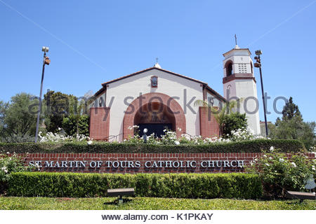St Martin Of Tours Brentwood Ca