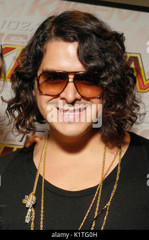 attends KISS FM's gifting lounge honor 11th Annual Teen Choice Awards W Beverly Hills. - Stock Photo