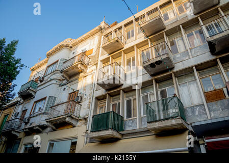 Ledra street in the city of southern nicosia cyprus eu for Balcony nicosia