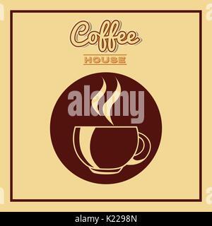 coffee time design  - Stock Photo
