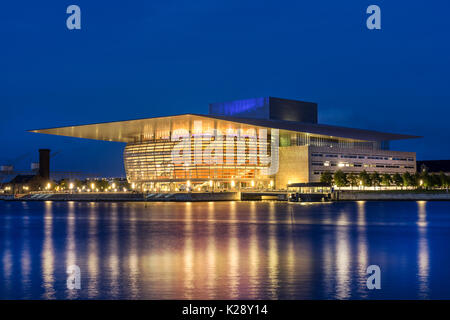 Copenhagen opera house - Stock Photo