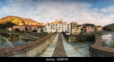 Campo Ligure, park of Beigua,Province of Genoa,Liguria,Italy,Europe - Stock Photo