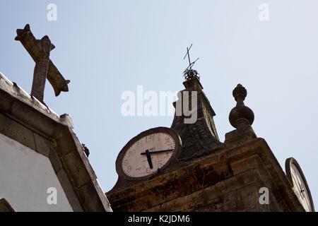 Church tower - Stock Photo
