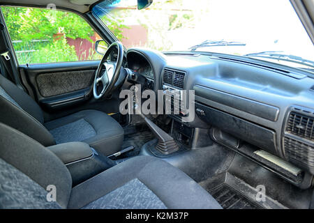 interior view of driver and safety equipment in a motor racing stock photo royalty free image. Black Bedroom Furniture Sets. Home Design Ideas