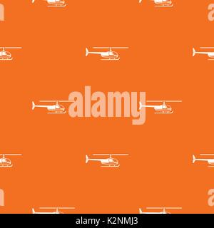 Helicopter pattern seamless - Stock Photo