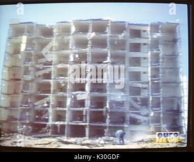 Dhahran city in Saudi Arabia visualization illustrative concept on