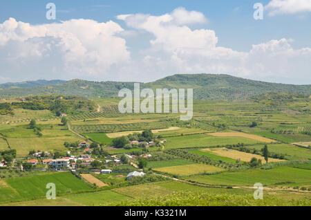 Apollonia, Albania - Stock Photo