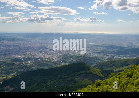 Tirana, Albania - Stock Photo