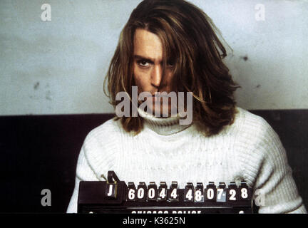 BLOW JOHNNY DEPP     Date: 2001 - Stock Photo