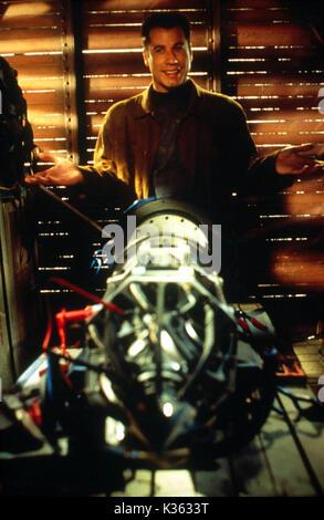 BROKEN ARROW JOHN TRAVOLTA     Date: 1996 - Stock Photo