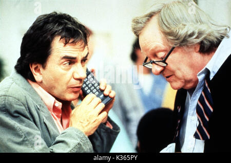 CRAZY PEOPLE DUDLEY MOORE, ALAN NORTH     Date: 1989 - Stock Photo