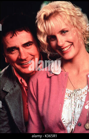 CRAZY PEOPLE DUDLEY MOORE, DARYL HANNAH     Date: 1989 - Stock Photo