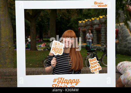 Breda, Holland. 02nd Sep, 2017. As every year, in the month of September is celebrated in the Dutch city of Breda - Stock Photo