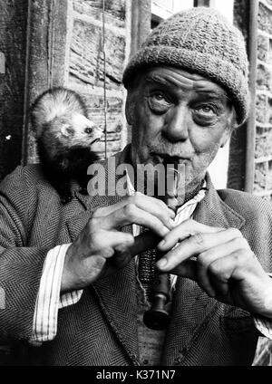 LAST OF THE SUMMER WINE BILL OWEN as Compo LAST OF THE SUMMER WINE  BILL OWEN as Compo - Stock Photo