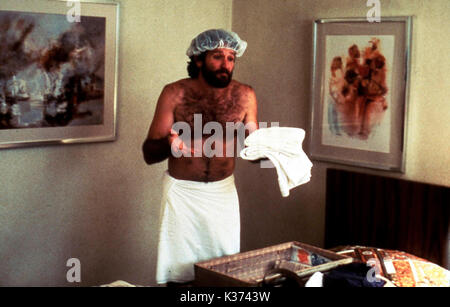 MOSCOW ON THE HUDSON ROBIN WILLIAMS     Date: 1984 - Stock Photo