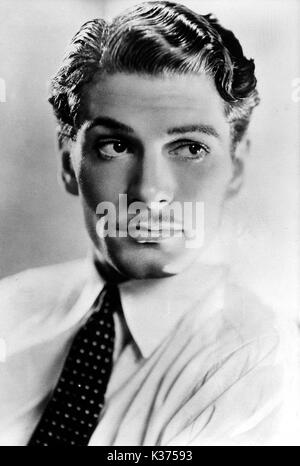 LAURENCE OLIVIER British Actor - Stock Photo