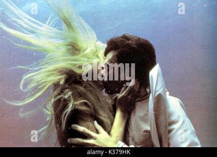 SPLASH DARYL HANNAH, TOM HANKS     Date: 1984 - Stock Photo