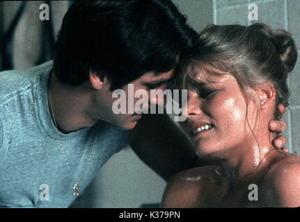 STAR 80 ERIC ROBERTS, MARIEL HEMINGWAY     Date: 1983 - Stock Photo