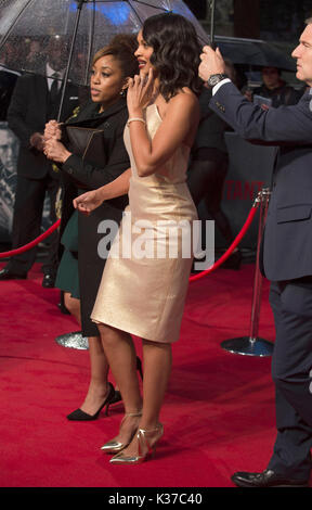 Photo Must Be Credited ©Alpha Press 080004 17/10/2016 Cynthia Addai Robinson attends the European Premiere for The - Stock Photo