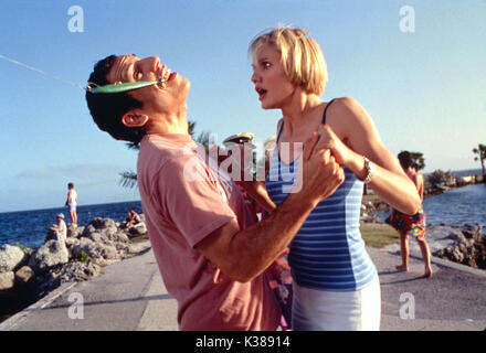 THERE'S SOMETHING ABOUT MARY (US1998) BEN STILLER, CAMERON DIAZ     Date: 1998 - Stock Photo
