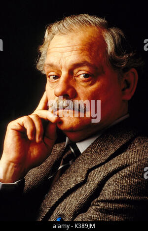 TOUCH OF FROST YORKSHIRE TELEVISION DAVID JASON - Stock Photo