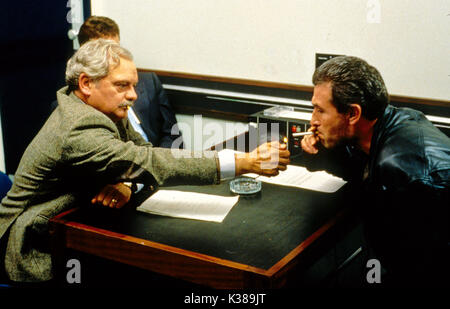 TOUCH OF FROST YORKSHIRE TELEVISION DAVID JASON, GAVIN RICHARDS - Stock Photo