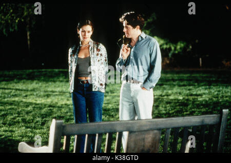 NOTTING HILL JULIA ROBERTS AND HUGH GRANT     Date: 1999 - Stock Photo