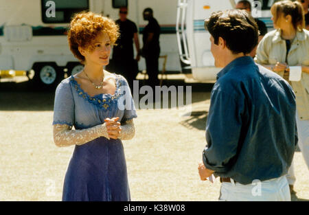 NOTTING HILL JULIA ROBERTS, HUGH GRANT     Date: 1999 - Stock Photo