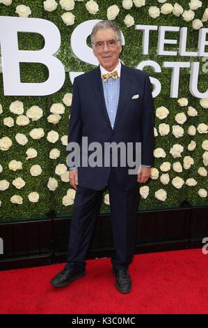 2017 Summer TCA Tour - CBS Television Studios' Summer Soiree - Arrivals  Featuring: Elliott Gould Where: Studio - Stock Photo