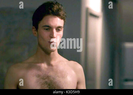 Photo Must Be Credited ©Alpha Press 065630 (2014) Tom Hughes as Mickey in the movie I Am Soldier. - Stock Photo