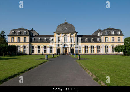 Europe, Germany, North Rhine-Westphalia, Bonn, Castle Poppelsdorf Mineralogisch-Petrologisches museum of the university - Stock Photo