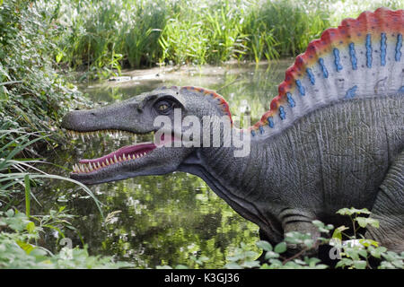 Spinosaurus - Stock Photo